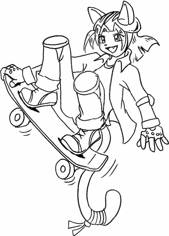 free coloring pages of jesters - photo#18